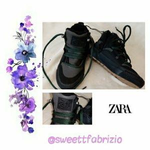 CCO💲⬇️🔸Zara 🔸Toddler High top shoes